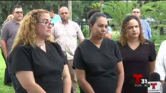 Enfermeras boricuas denuncian discriminación en clínica