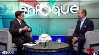 Entrevista con Ramfis Domínguez Trujillo