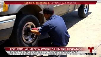 Crece la pobreza en la comunidad latina