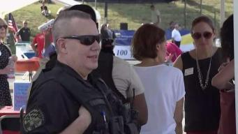 Evento busca mejorar relación entre policía y comunidad