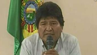 Evo Morales renuncia tras semanas de protestas
