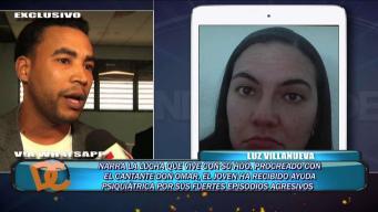 Ex pareja de Don Omar alega que el cantante no aparece para su hijo