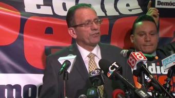 Exalcalde acusado de soborno se lanza a Alcaldía de Hartford