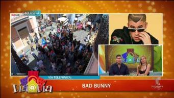 Bad Bunny: esta marcha es de Puerto Rico