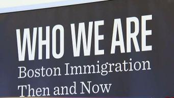 Exhibición en Boston cuenta historia de inmigrantes