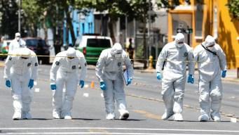 Explosión deja varios heridos en Santiago de Chile