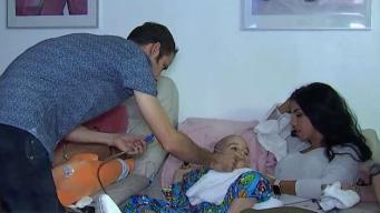 Extirpan exitosamente el tumor de un niño cubano