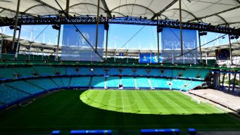 Arena Fonte Nova: La imponente sede de la Copa América