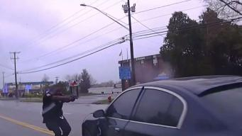Familia reacciona a video de tiroteo que mató a su hijo
