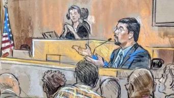 Fiscalía interroga al padre Urbano Vázquez durante juicio