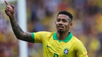Gabriel Jesús: De limpiar las calles a ser figura de la Copa América