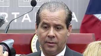 """Georgie Navarro se defiende: """"me agredieron"""""""
