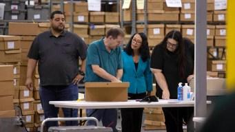 Palm Beach incumple con plazo para el recuento de votos
