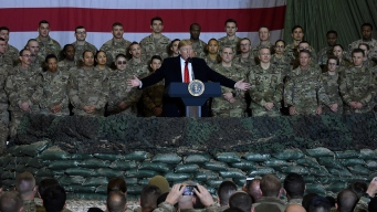 Visita sorpresa de Trump a Afganistán por Thanksgiving
