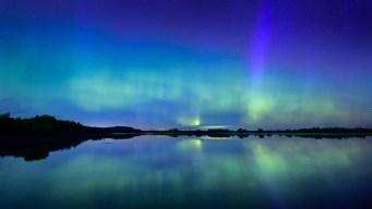 Aurora Boreal podría ser visible en Conn. el sábado