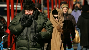 Alertan a residentes de Providence sobre frío gélido