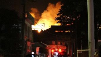 Incendio consume castillo Shuri, patrimonio mundial