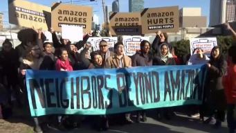 """Gigante Amazon """"rompe su promesa"""" y dice adiós a NYC"""