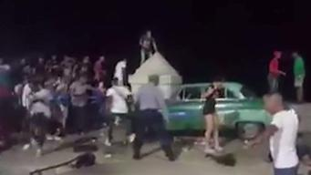 Gobierno de Cuba culpa a conductor de trágico accidente en La Habana