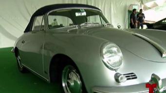 Gran Feria de autos Antiguos está de aniversario