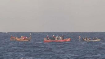Guardia Costera deporta a 25 cubanos