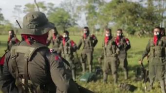 Guerrilla del ELN descarta volver a Colombia