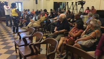 Comunidad de Hartford discute comportamiento de la policía
