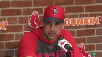 Habla manager de los Red Sox tras emboscada a David Ortiz