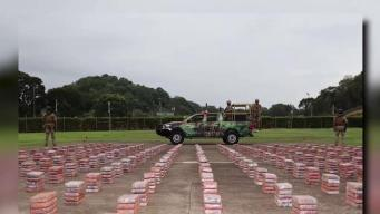 Panamá encuentra droga en cargamento que venía de Cuba