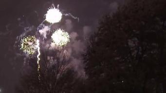 Hartford celebra en familia la llegada del nuevo año