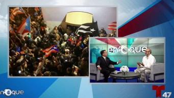 Histórico: el pueblo boricua habla y Rosselló renuncia