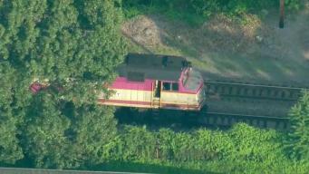 Hombre muere arrollado por tren en Waltham