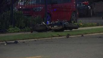 Hombre muere en accidente de motocicleta en Lynn