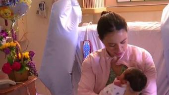 Hospital Sharp conmemora a madres primerizas