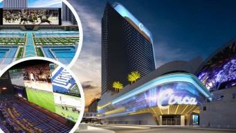 """Revelan construcción de lujoso hotel con 777 cuartos y la """"sala de apuestas más grande del mundo"""""""