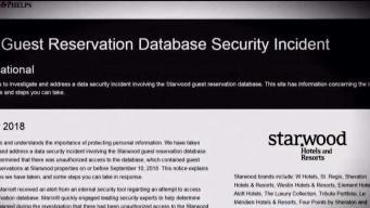 Cadena de Hoteles Marriott sufre robo masivo de datos