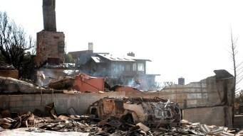 Empresa eléctrica, posible causante del devastador incendio