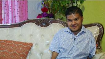 Inspiradora historia de joven dominicano