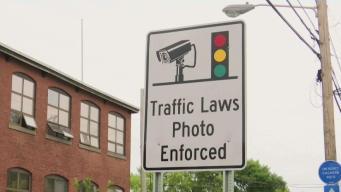 Instalan cámaras de velocidad en zonas escolares en R.I.