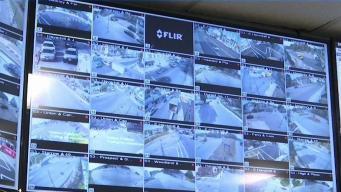 Instalan más cámaras para combatir crimen en Lawrence