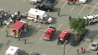 9 hospitalizados y decenas de evacuados en Market Basket