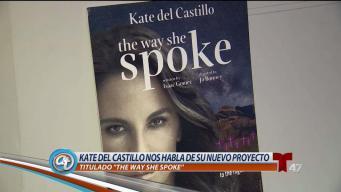 Kate del Castillo regresa a Broadway con intensa obra