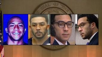 Continúan declaraciones en el juicio de Winslow Jr.