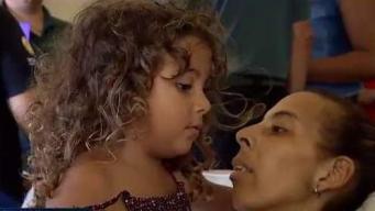Llega ayuda para Alba Nydia y su familia