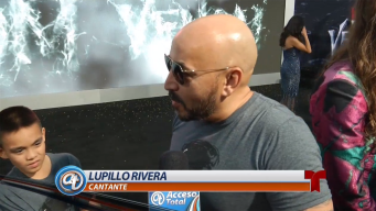 Lupillo Rivera, fan de los cómics