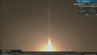 Lanzamiento de primer satélite español de observación de la Tierra