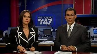 Las co presentadoras a través de los años