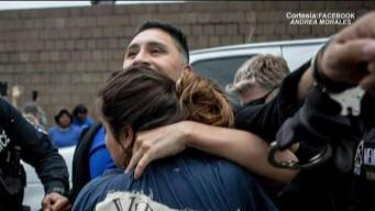 Liberan a reportero salvadoreño detenido por ICE
