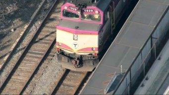 Muere persona impactada por tren en Newton