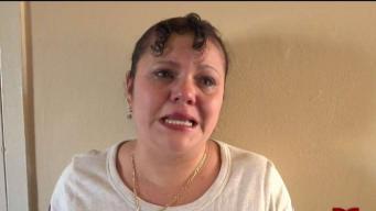 Madre busca desesperadamente a su hija